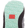 The North Face W's Thermoball Traction Mule II TNF Black Jumbo Herringbone Print/Surf Green